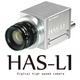 【USB3.0対応】 エントリーモデル/小型高速度カメラ・ハイスピードカメラHAS-L1 (モノクロHAS-L1M、カラーHAS-L1C)