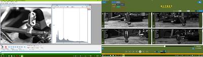 撮影用のコントロールソフトウェアが付属