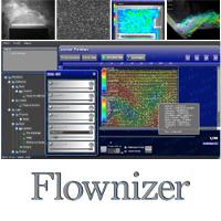 FLownizer2D/3D[Particle Image Velocimetry]