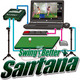 ゴルフスイングフォーム分析機 Golf Swing Better Santana