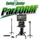 ゴルフスイングフォーム分析機Golf SwingBetter ParFORM
