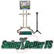 設置型ゴルフスイングフォームシステムGolf Swing Better FS