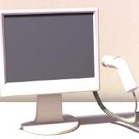 マイクロスコープ画像処理基板画像